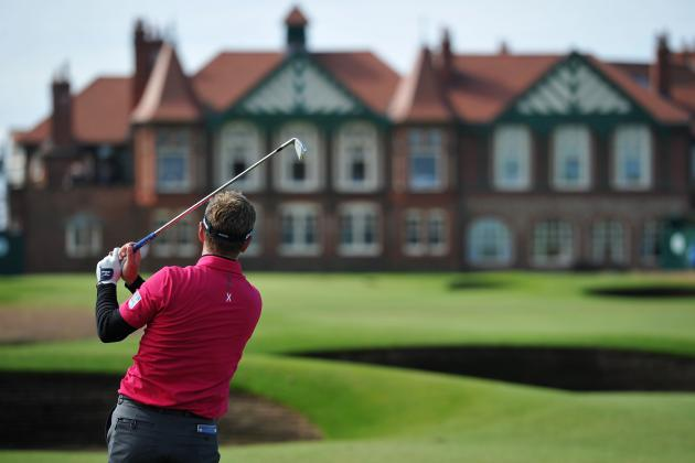 British Open Predictions 2012: Stars Who Will Fall out of Contention Before Cut