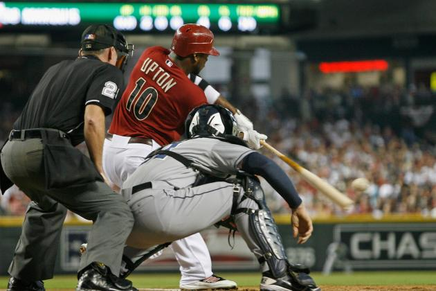 Justin Upton & 4 MLB Sluggers Who Need to Start Making More Contact