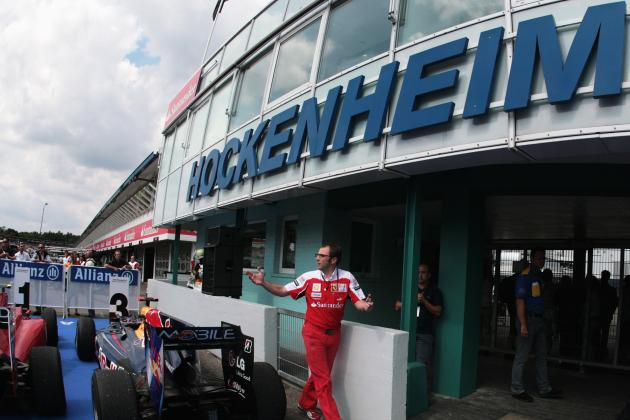 Formula 1: German Grand Prix Preview