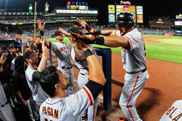 4 Reasons Why the San Francisco Giants Will Run Away with the NL West Title