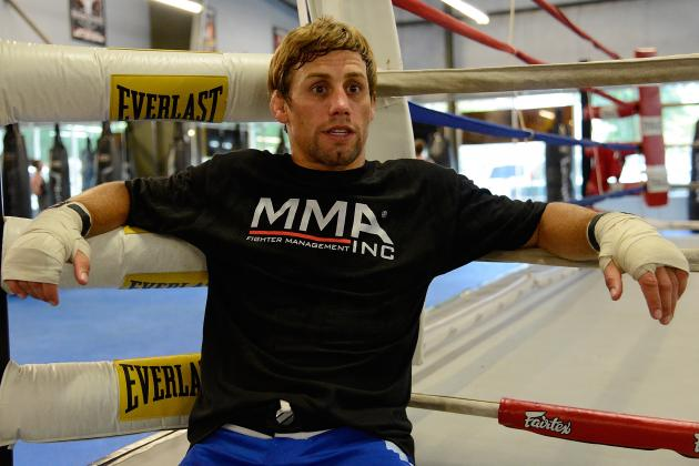 UFC 149 Preview: Interesting Facts About Urijah Faber vs. Renan Barao