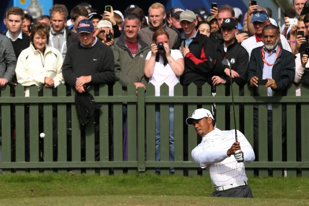British Open 2012: Top Americans Who Have a Chance at Lytham