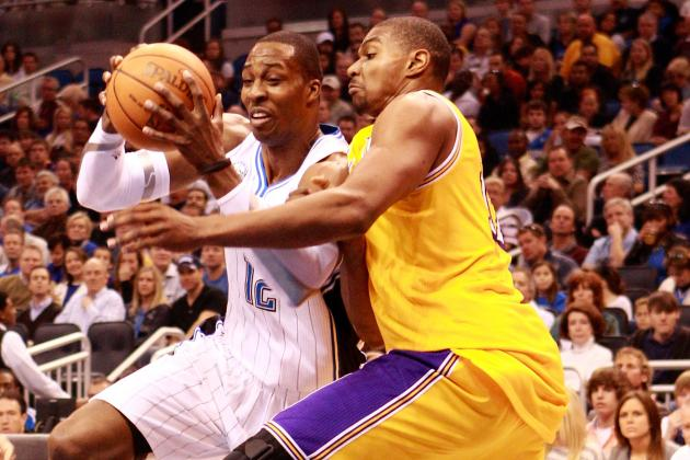 Better Fit in Houston: Dwight Howard, Andrew Bynum or Neither?