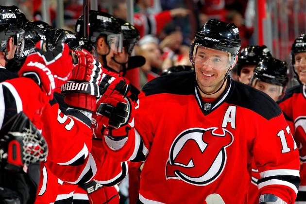 5 New Jersey Devils Who Could Become Captain