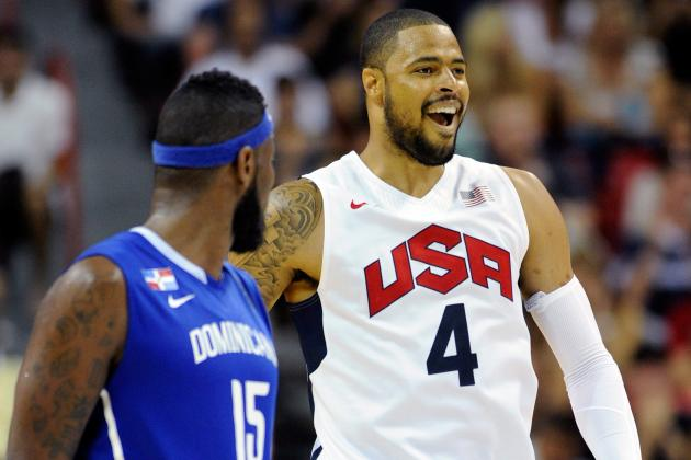 USA Basketball 2012: Top 5 Reasons Why Having One True Center Is a Non-Issue
