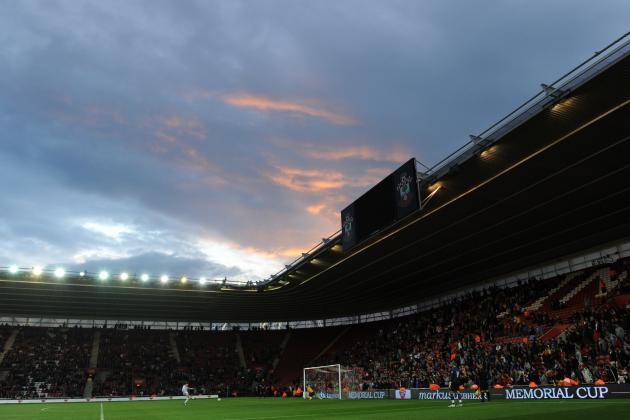 Ranking the 20 Premier League Stadiums for the 2012-13 Season