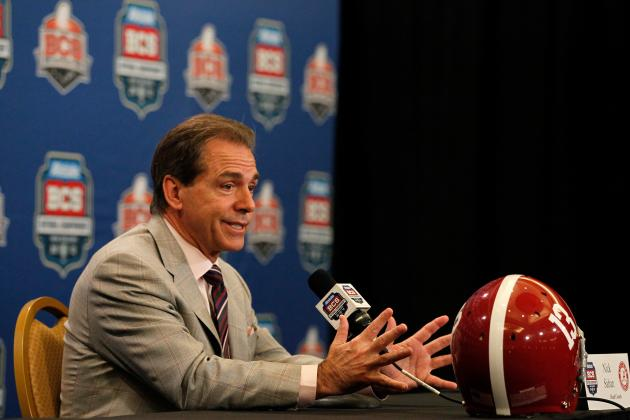Alabama Football: Twitter Reaction and Analysis from SEC Media Days