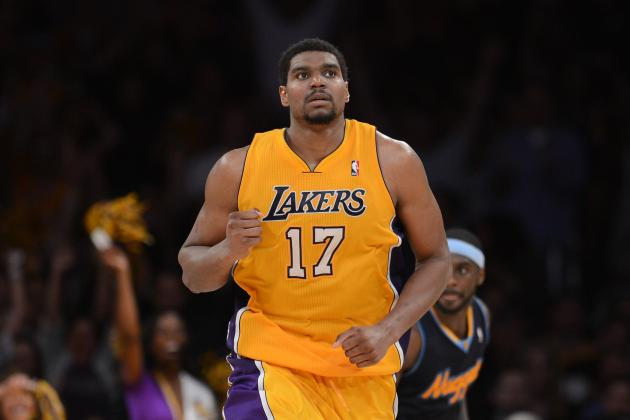 NBA Trade Rumors: Andrew Bynum and the Latest Updates from Around the League