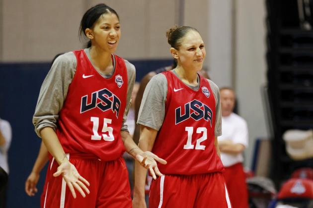 US Olympic Women's Basketball Team 2012: 10 Things to Know About Candace Parker