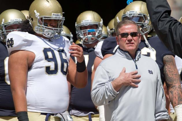 Notre Dame Football: Top-Notch Offensive Recruits Brian Kelly Must Land