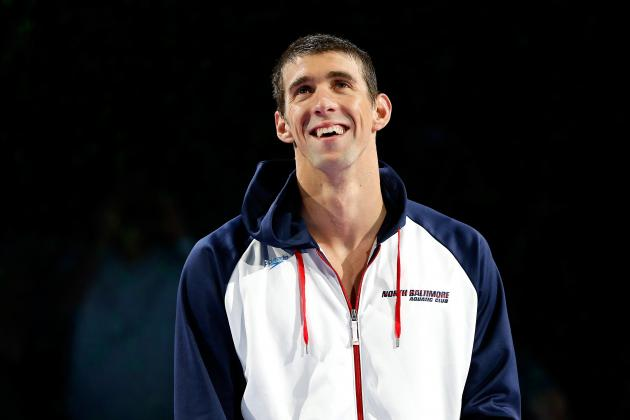 Summer Olympics 2012: Michael Phelps' Place in History Secure