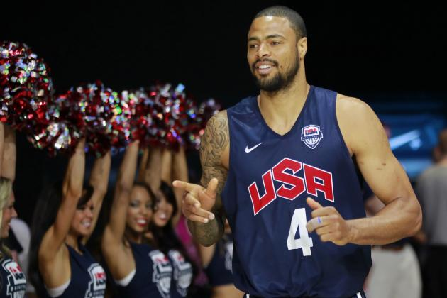 2012 Olympics Basketball: Power Ranking Each Team's Center