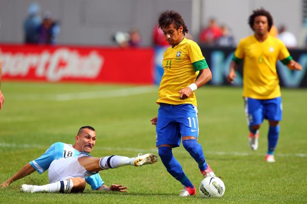 Brazil Olympics Soccer Team: 5 Players Who Could Impact the 2014 World Cup