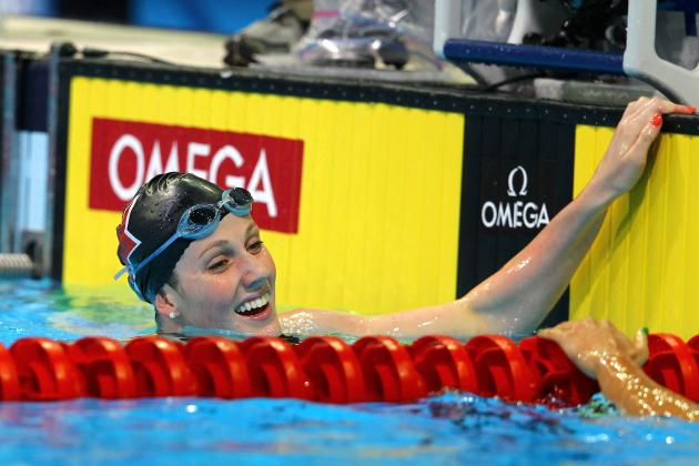 Missy Franklin 2012 Olympics: Event Schedule, Results, Highlights & More