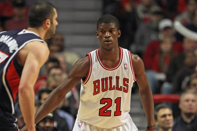 How Jimmy Butler Is Earning a Role with the Chicago Bulls in Vegas Summer League