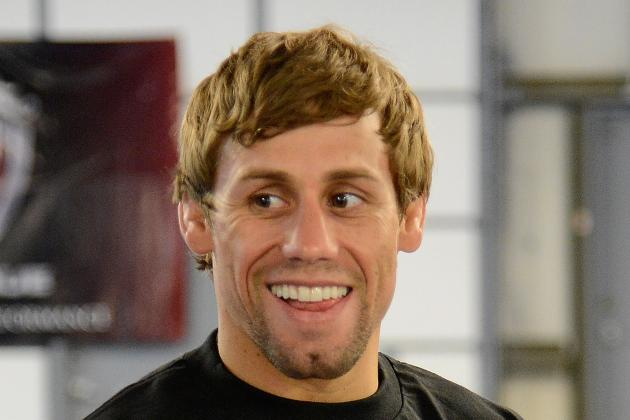 UFC 149 Fight Card: Urijah Faber and the 10 Most Popular UFC Non-Champions