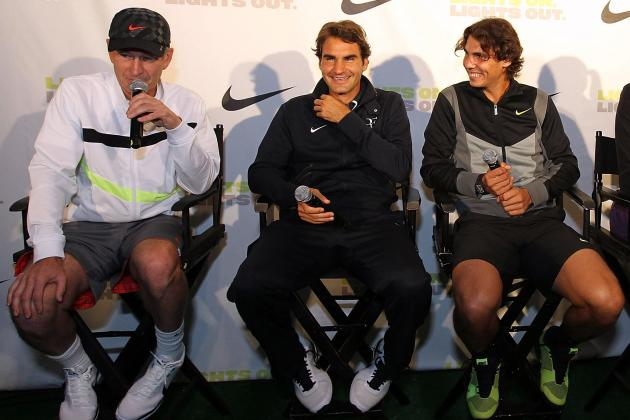 Roger Federer, Rafael Nadal and 9 GOAT Tennis Careers We'll Never See Again