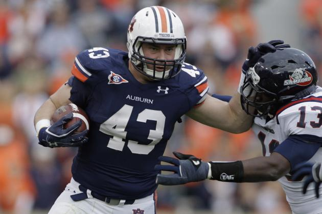 Auburn Football 2012: Which Tigers Have Best Shot to Finish as All-Americans?