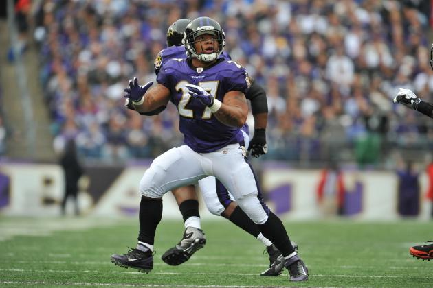 Baltimore Ravens: Top 5 Fantasy Football Players in 2012
