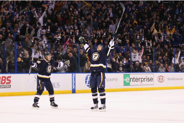 NHL: 15 Players Set to Have Career Years in 2012-2013