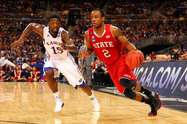 College Basketball Predictions: Top 12 Backcourts in the Country for 2012-13