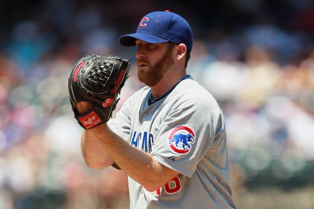 MLB Trade Rumors: Updating All the Latest Matt Garza, Ryan Dempster Suitors