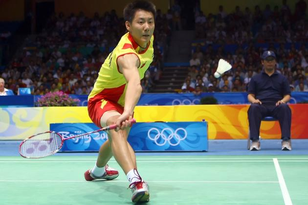 London 2012 Olympics: Analyzing Top 5 Men's and Women's Badminton Players