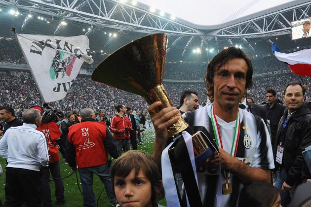 Andrea Pirlo: What Makes Juventus Star an Elite Midfielder?
