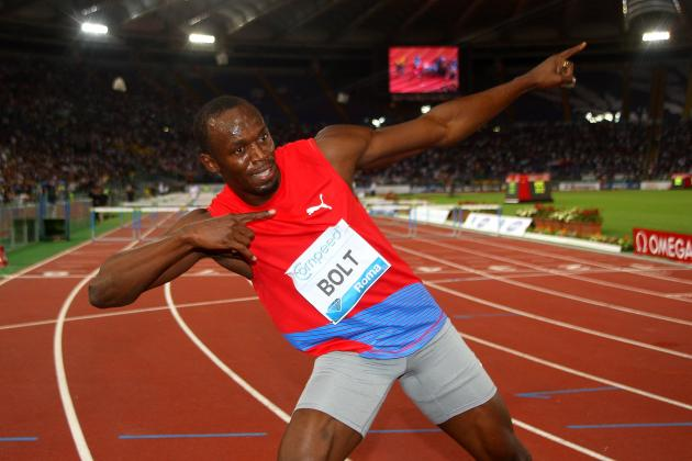London 2012 Predictions: 5 Sprinters That Can Beat Usain Bolt