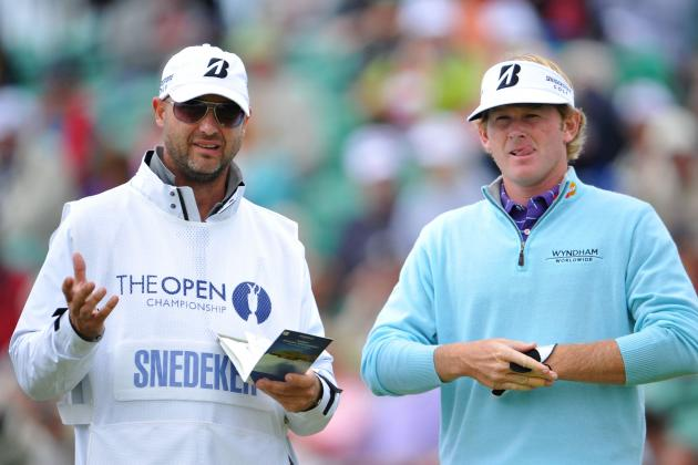 British Open 2012 Leaderboard: Highlights and Recap for Round 2