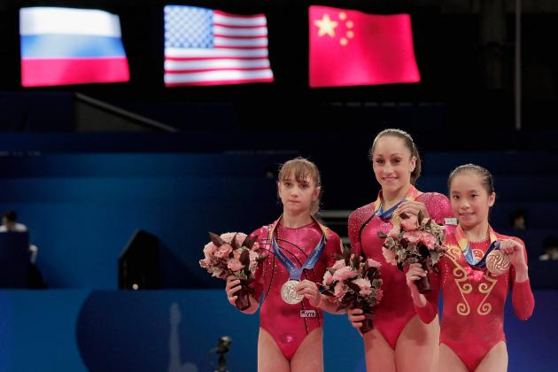 Olympic Women's Gymnastics Predictions 2012: Gold Medal Odds & Projections