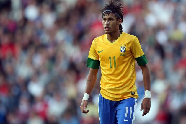 Neymar: Why London 2012 Can Be Coming-out Party for Brazilian Wunderkind
