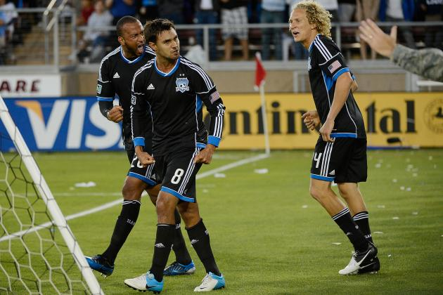 10 Biggest Surprises of 2012 MLS Season So Far