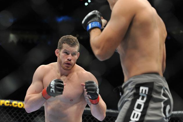 Nate Marquardt and Top Six Fighters Who Can Cross Weight Class and Win a Title