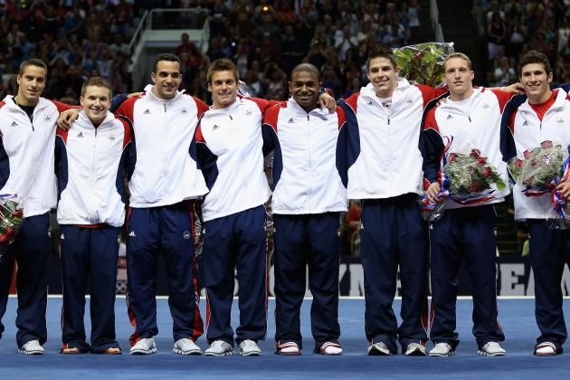 US Olympic Men's Gymnastics Team 2012: 5 Keys to Winning Team Gold in London