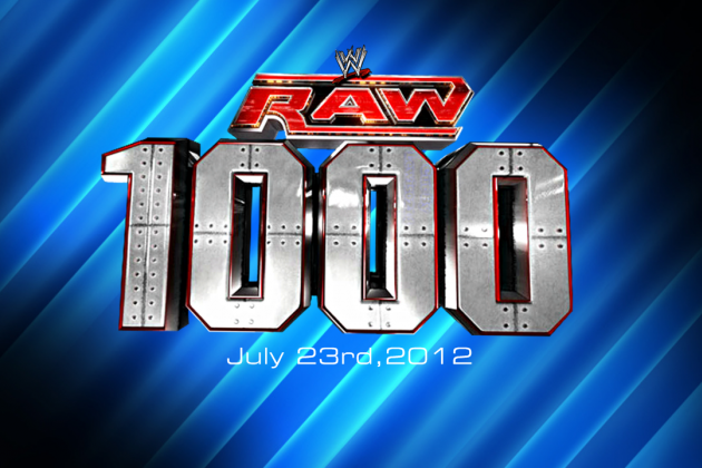 WWE Raw's 1,000th Episode: The Top 5 Divas in Its History