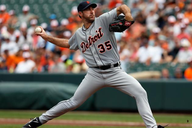 Major League Baseball's 5 Best Pitchers in 2012