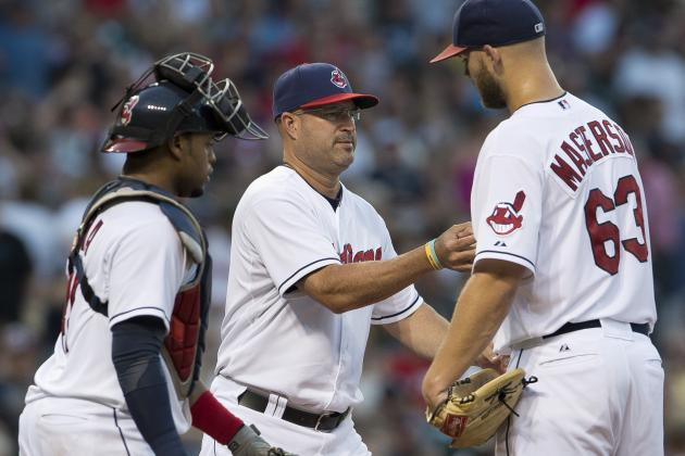 Justin Masterson and Cleveland Indians Starters Analyzed