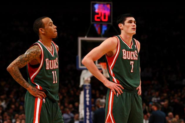 Milwaukee Bucks: Predicting the Statistical Leaders for 2012-13