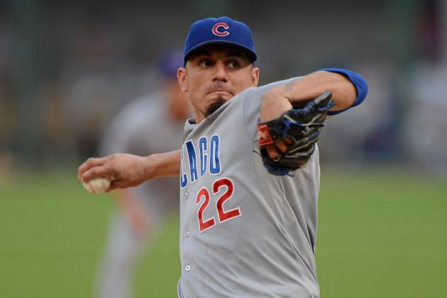 MLB Trade Talk: Predicting Where Top 10 Starting Pitchers on Trade Market Land