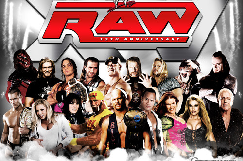 The Rock, John Cena and Undertaker: The Top 30 Stars in RAW History