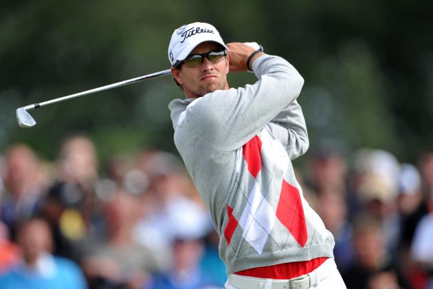 British Open 2012 Leaderboard: Top 10 Contenders Poised to Take Home Major