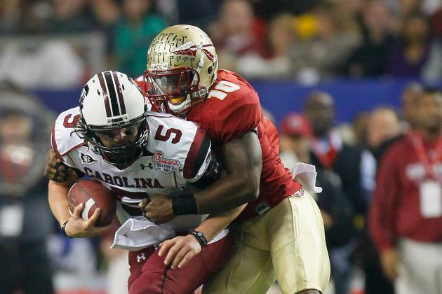 Florida State Football: What You Need to Know About Seminoles' LB Depth for 2012