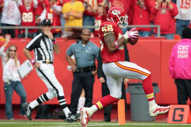 Stock Up, Stock Down for Key Kansas City Chiefs Heading into Camp