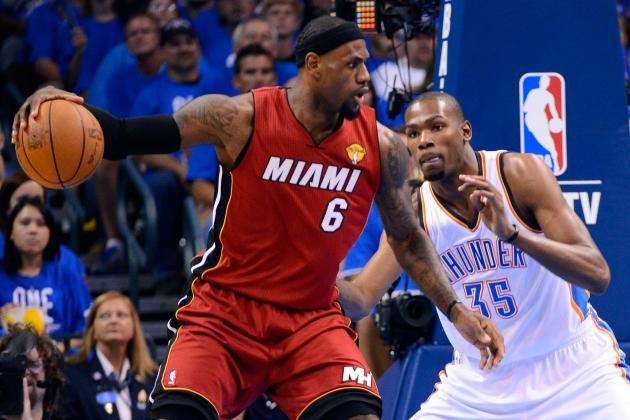 Updated NBA Championship Odds, Post-Summer League