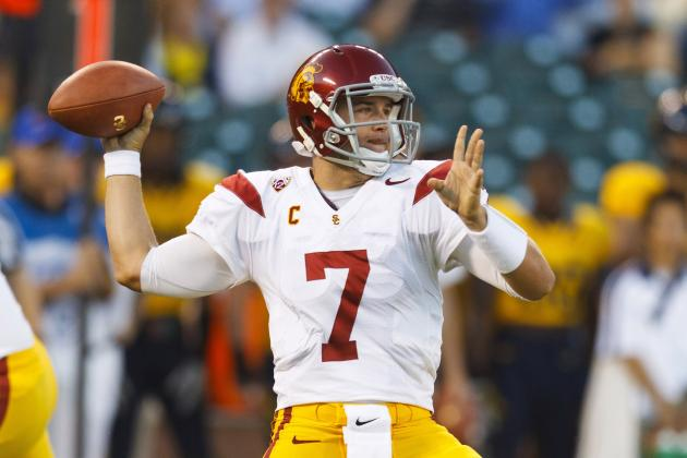2013 NFL Draft: 10 College Quarterbacks Who Have First-Round Potential