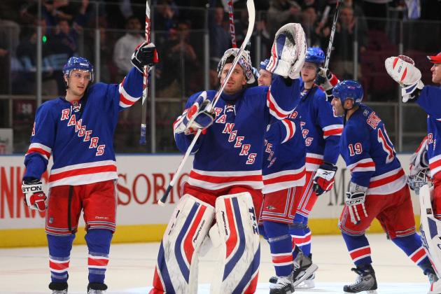 New York Rangers Free Agency 2012: 5 Top Reasons to Play for the Blueshirts