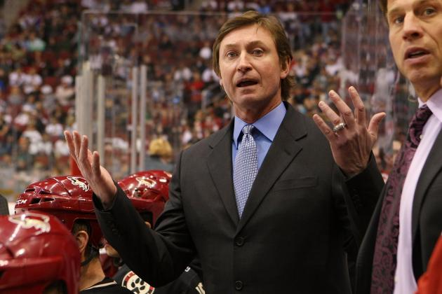 Wayne Gretzky and the 15 Worst Players-Turned-Coaches in NHL History