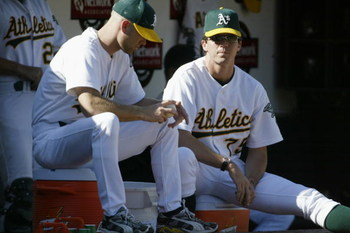 Oakland Athletics' New Big 3: Milone, Parker and McCarthy