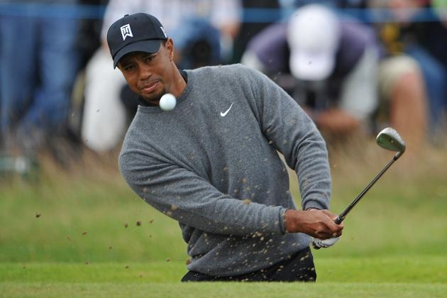 British Open 2012: Assessing Top Contenders' Weekday Performances